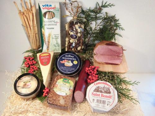 Julpresenten Stora Gourmetlådan