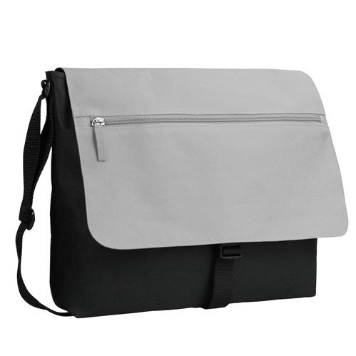 Laptopväska Grå/svart